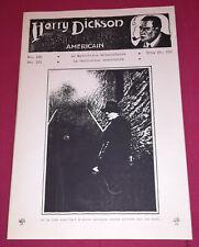 Jean RAY - John FLANDERS - Harry Dickson 180 et 181 ! - ex numéroté