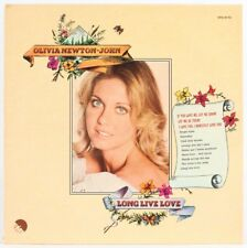 Olivia Newton-John , Long Live Love   Vinyl Record/LP *USED*