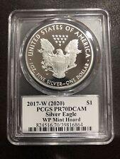 2017-W (2020) PCGS PR70DCAM WP Mint Hoard