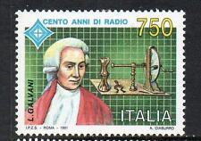 ITALY MNH 1991 SG2135 100 YEARS OF RADIO