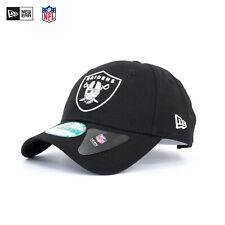 New Era NFL 9Forty Cap Las Vegas Raiders Liquid Metal Verstellbar Mütze SALE