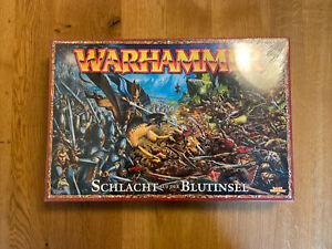 Warhammer Fantasy - Hochelfen & Skaven - Schlacht auf der Blutinsel - OOP - NEU