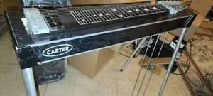 Carter Starter 3X4  Pedal Steel Guitar with Hard Case!