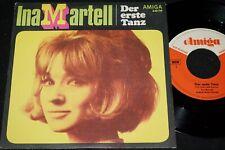 INA MARTELL Der erste Tanz & MICHAEL HANSEN ... / DDR SP 1969 AMIGA 450719