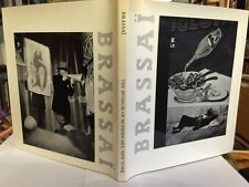 BRASSAI by Lawrence Durrell MOMA 1st in dj 1968