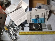 Canon PowerShot SX200 IS 12.1 MegaPixel Digital Camera Box Excellent Shape