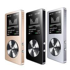 "8gb Hi-Fi mp3 1.8 ""TFT lossless Musica Player FM Radio sostegno APE FLAC"
