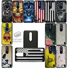 For (Samsung S9+/ S9 Plus) Shock Case with Grip Texture Hard Shell Cover