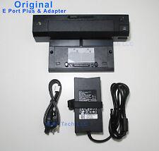 Dell E port Plus USB 2.0 with adapter Latitude E6400 E6410 E6420 E6500 E6520