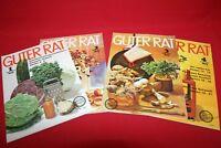 """Original """"Guter Rat"""" Heft 1-4/1973 DDR  Kochen Basteln Wohnung Einrichtung usw."""