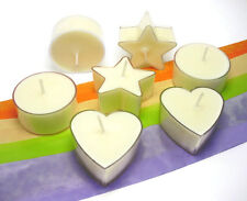 6 Tea Lights - Tealights - Soy Candles - Natural Candles - Scented Tealights