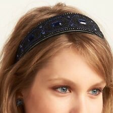 ❤️ New Mimco Sacred Crystal Beaded Alice Band Headband Clip Pin Hair Accessories