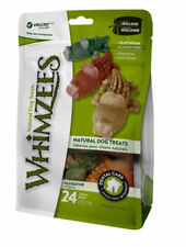 Whimzees Handy Pack Alligators Small (69mm)  24pcs treat chews reward
