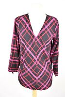 Michael Kors Women Blouse Size PS Petite Small Rollup Long Sleeves  NWT