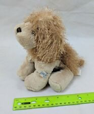 "Webkinz Ganz Cocker Spaniel Puppy Dog Tan Plush Hm011 6"" No Code, No Tag"