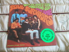 Soul Survivors, When The Whistle Blows, psych garage funk original sealed