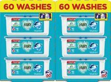 Fairy Non Bio Washing Pods Liquid Gel Laundry Capsules - 120 Washes