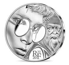 Frankreich 10 Euro 2021 Harry Potter Silber PP sofort ab Lager