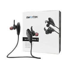 Bluetooth Headset Wireless Hea 00006000 dphones Earbuds Earphone Sport Stereo With Mic Usa