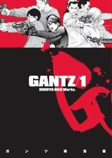 Gantz Volume 1 (v. 1), Oku, Hiroya, Very Good Book