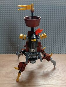 The Lego Movie Metal Beards Duel - MetalBeard Build Only from set 70836