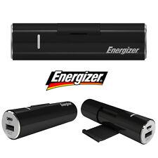 Energizer 2600mAh External Backup Battery Caricabatteria Portatile Power Bank iPhone