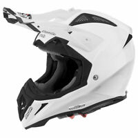 Airoh Off Road Aviator 2.2 Moto Motocross MX Dirt Bike Helmet White