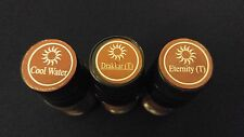 3PC SET ~ Cool Water / Drakkar / Eternity  - 1/2oz Divine Aroma Oils + Extras