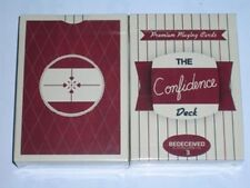 1 deck limited edition bedeceived the confidence Playing Cards-S10316511-B