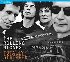 The Rolling Stones: Totally Stripped [New Blu-ray] With CD