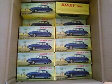 Lots of 48 DINKY TOYS CITROËN DS 19 - DIECAST MODEL CAR - NOREV ATLAS 530