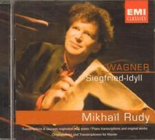Wagner(CD Album)Piano Transcriptions And Original Works-New