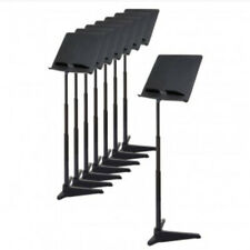 RAT Model RAT-88Q01X8 Alto Orchestral Music Stand (Pack of 8 Stands)