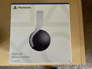 PS5 Sony Pulse 3D Wireless Gaming Headset for PlayStation 5