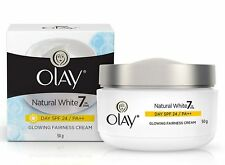 Olay Natural White Glowing Fairness cream Day SPF 24, 50gm FS