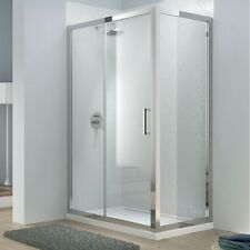 Merlyn Vivid 8 Sliding Shower Door1200mm Wide 8mm glass