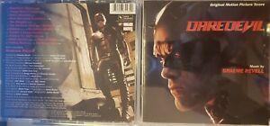 Marvel's Daredevil Soundtrack Score CD Graeme Revell Varese Sarabande SHIPS FAST
