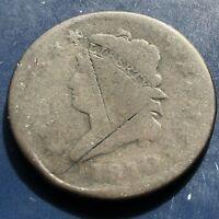 1810 Large Cent Classic Head One Cent 1c Circulated #9921