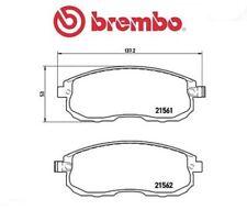 P56065 Kit pastiglie freno, Freno a disco (MARCA-BREMBO)