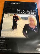 DE LOTELING Le conscrit  - DVD - NIEUW  - met Jan Decleir e.a Vlaamse klassieker