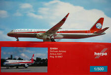 Herpa Wings 1:500 Airbus A321 Sichuan Airlines b-9967 524964