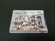 LOONA ++ version A,  All member Singed album, RARE