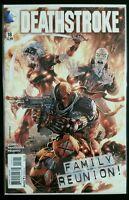DEATHSTROKE #18 (2016 DC Comics) Comic Book NM
