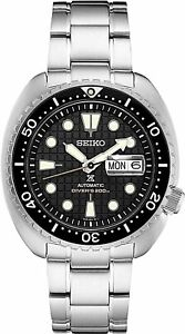 Seiko SRPE03 Prospex Automatic King Turtle Diver Watch Box & Papers