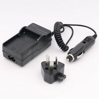 AC/DC AU Wall Battery Charger For Sony NP-F550 NP-F950 NP-F960 NP-F970 NP-F970/B
