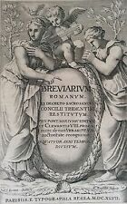 Charles Errard 1620 -1686 Gilles Rousselet BREVIARIUM ROMANUM Fronticpice