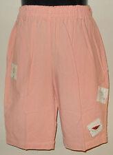 New 100% Cotton Pink Boys Girls Kids Summer Holiday Shorts Medium 6-8 Years