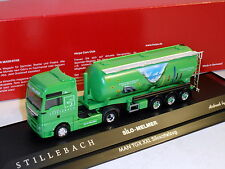 "Herpa MAN TGX XXL Silo-Sattelzug ""Melmer Stillebach"" (A)   1:87"