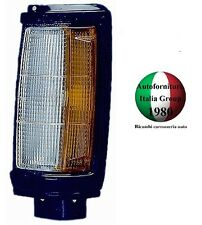FANALE FANALINO FRECCIA ANTERIORE SX C/NERA MITSUBISHI L200 87>93 1987>1993