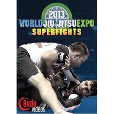 Budo Videos 2013 World Jiu-Jitsu Expo Superfights DVD